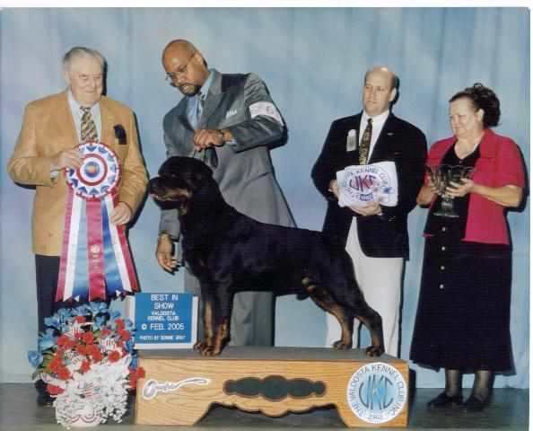 Carter S Noble Shaka Zulu Rottweiler Nation